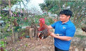 Ông chủ trang trại ở Xuân Du