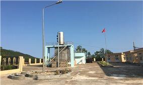 Bình Định: Nhà máy nước 39 tỷ đồng hoạt động không hiệu quả