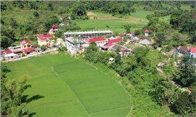 Hành trình về đích nông thôn mới ở một xã biên giới