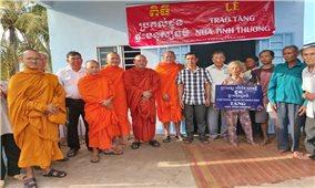 Sóc Trăng: Đồng bào Khmer sẵn sàng đón Tết cổ truyền tại nhà để phòng dịch