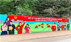 Huyện Thanh Oai (Hà Nội): Sẵn sàng cho công tác bầu cử