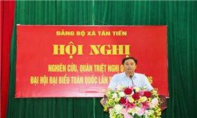 Hà Nội: Triển khai học tập Nghị quyết Đại hội XIII của Đảng tại cơ sở