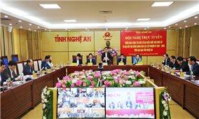 Bầu cử ĐBQH và đại biểu HĐND các cấp: Chủ động giải quyết các vướng mắc từ cơ sở