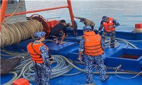 Bà Rịa – Vũng Tàu: Quyết liệt ngăn chặn tình trạng buôn lậu xăng, dầu trên biển