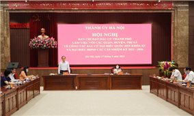 Hà Nội chuẩn bị chu đáo các nội dung cho ngày bầu cử