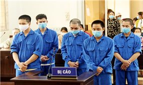 An Giang: 24 năm tù cho các đối tượng tổ chức nhập cảnh trái phép