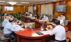 Bộ Công Thương cam kết đồng hành cùng Bắc Giang trong tiêu thụ nông sản