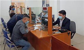 Hà Nội tăng cường tiếp nhận hồ sơ trợ cấp thất nghiệp theo hình thức gián tiếp