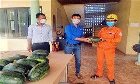 Thanh niên Quảng Bình trên mặt trận phòng chống dịch covid-19