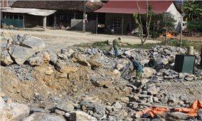 """Cao Bằng: Nhiều địa phương """"hụt hơi"""" trong xây dựng nông thôn mới"""