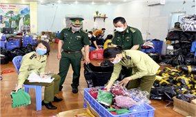 Cẩm Phả (Quảng Ninh): Tăng cường các giải pháp ngăn chặn buôn lậu và gian lận thương mại