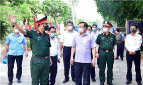 Hà Nội tiếp tục đẩy mạnh công tác tuyên truyền công tác phòng chống dịch Covid-19 bằng nhiều hình thức