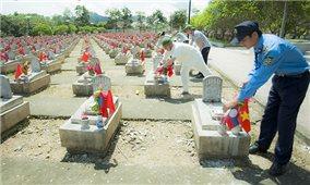 Nghệ An: Đẩy mạnh tuyên truyền hướng tới Kỷ niệm 74 năm Ngày Thương binh - Liệt sĩ