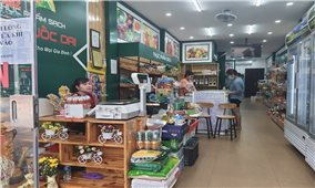Huyện Quốc Oai (Hà Nội): Nâng giá trị sản phẩm OCOP