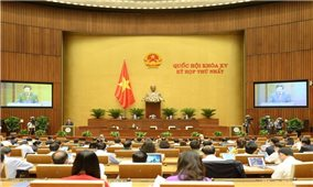 Quốc hội nghe báo cáo đánh giá kết quả KT-XH, ngân sách Nhà nước 6 tháng đầu năm