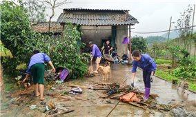 Yên Bái: Phát huy đội xung kích phòng chống thiên tai cấp xã
