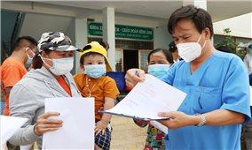 Phú Yên đã có 16 bệnh nhân đã điều trị khỏi Covid-19