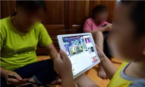 Bảo vệ trẻ em trước nguy cơ tiêu cực từ mạng xã hội: Lời giải phải có từ hai phía