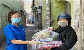 Gặp những sinh viên xa nhà giữa tâm dịch TP. Hồ Chí Minh