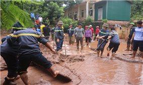 Điện Biên: Phát huy vai trò chủ lực trong ứng phó thiên tai, cứu hộ cứu nạn