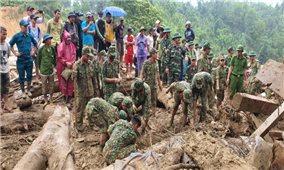 Quảng Nam: Xây dựng kịch bản phòng chống thiên tai trong đại dịch