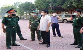 Nghệ An: An toàn phòng dịch, chu đáo với công dân hồi hương