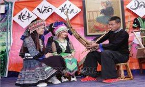 Tưng bừng ngày hội giao lưu văn hóa, chào đón năm mới ở huyện Than Uyên