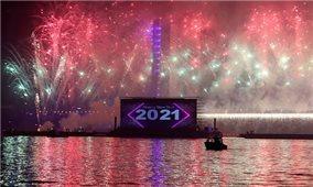 Năm mới 2021: Các nhà lãnh đạo thế giới gửi đi thông điệp về hi vọng và đoàn kết