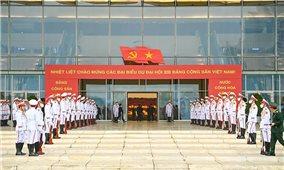 Đảng Cộng sản và Đảng Lao động Thụy Sĩ gửi thư chúc mừng Đại hội XIII