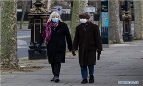 Số ca nhiễm COVID-19 trên thế giới vượt ngưỡng 86,8 triệu người