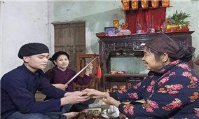Tục thờ cúng Mè Nàng trong gia đình người Nùng ở Lạng Sơn