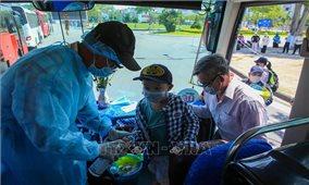 Ngày 6/1, Việt Nam thêm 1 ca mắc mới COVID-19