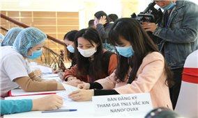 Vaccine phòng COVID-19 thứ 2 của Việt Nam sẽ được thử nghiệm trên người ngày 21/1