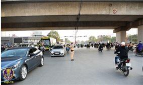 40 người tử vong vì tai nạn giao thông trong 3 ngày nghỉ Tết dương lịch