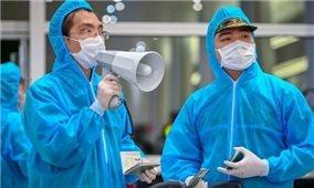 Việt Nam ghi nhận thêm 3 ca mắc COVID-19 nhập cảnh
