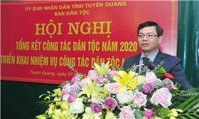 Ban Dân tộc tỉnh Tuyên Quang: Tổng kết Công tác dân tộc năm 2020