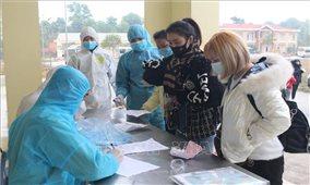 Ngày 8/1, Việt Nam ghi nhận 3 ca mắc mới COVID-19, đều là ca nhập cảnh