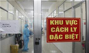 Việt Nam đã ghi nhận 1.513 ca mắc COVID-19