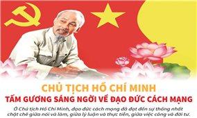 Chủ tịch Hồ Chí Minh: Tấm gương sáng ngời về đạo đức cách mạng