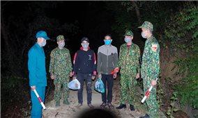 Bắt giữ 2 công dân nhập cảnh trái phép từ Lào về Việt Nam