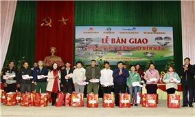 """Lễ bàn giao Nhà """"Mái ấm tình thương"""" cho đồng bào DTTS tại huyện Sốp Cộp, tỉnh Sơn La"""