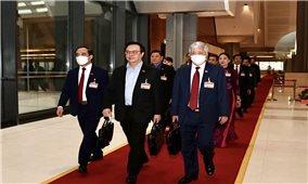 13 Ủy viên Trung ương Đảng khóa XIII là người dân tộc thiểu số