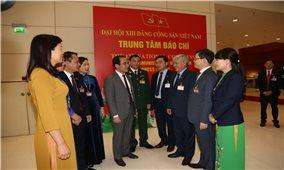 Bộ trưởng, Chủ nhiệm Ủy ban Dân tộc Đỗ Văn Chiến tái đắc cử Ủy viên Ban Chấp hành Trung ương Đảng khóa XIII