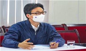 Phó Thủ tướng Vũ Đức Đam: Hà Nội phải đi đầu cả nước về chống dịch COVID-19