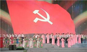 Chương trình nghệ thuật chào mừng thành công Đại hội XIII của Đảng