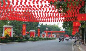 Tuyên Quang: Thi đua lập thành tích chào mừng Đại hội lần thứ XIII của Đảng