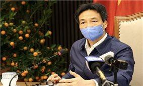 Hỗ trợ Quảng Ninh mở rộng diện xét nghiệm