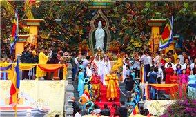 Lễ hội Quán Thế Âm Ngũ Hành Sơn tại Đà Nẵng là Di sản văn hóa phi vật thể quốc gia