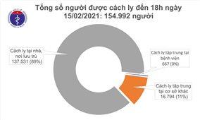 Chiều mùng 4 Tết, Hải Dương và Hà Nội ghi nhận 40 ca mắc COVID-19