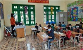 Điện Biên: Nghiêm túc thực hiện phòng dịch tại trường học